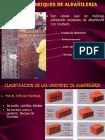 Muros y Tabiques de Albañileria
