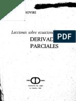 Lecciones sobre ecuaciones en derivadas parciales - Petrovski I.G..pdf