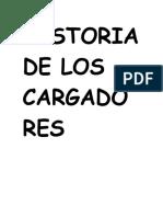 Historia de Los Cargadores Frontales