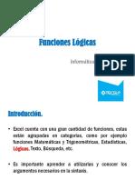 06 Funciones Logicas