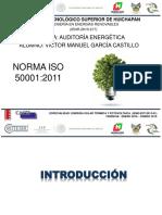 Mapa Mental ISO 50001