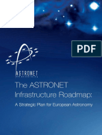 The Astronet Infraestructure Roadmap
