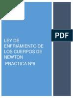 6TO Ley de Newton del enfriamiento de los cuerpos.docx