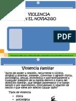 Violencia en El Noviazgo Estudiantes