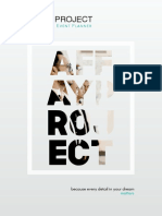 Pricelist Affay Project 2018