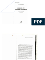 Educación Secundaria Cap 8 - Debates de Política Educativa por Juan Carlos Tedesco