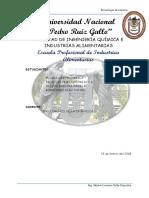 Informe Mantequilla Final
