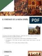 La vida en México durante el virreinato