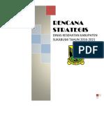 Renstra Dinkes kab. sukabumi 2016-2021