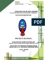 PG Llojeta Condominio