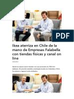 Ikea en Chile
