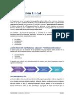 2 - Programación Lineal