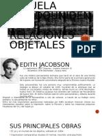 Escuela Estadounidense de relaciones Objétales.pptx