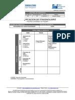 Ejemplo de Clasificación Stakeholders – Matriz Interés vs Poder (1)
