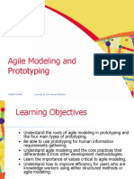 Agile Model and Prototyping