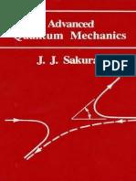 Advanced Quantum Mechanics Sakurai
