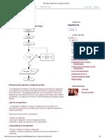 Informática_ Algoritmos y Diagrama de Flujo