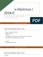 Circuitos Eléctricos I 2018- 0