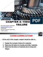 CHAPTER 4 - Theory of Failure