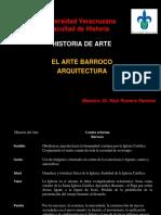 Arte Barroco Arquitectura