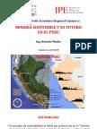 Minería Sostenible y Su Futuro en El Peru
