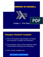 Haskell - ch2