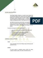ADSA Company Profile
