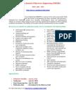 International Journal of Microwave Engineering JMICRO