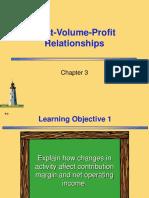3 1.Cost Volume Profit