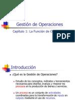 01 La Funci n de Operaciones