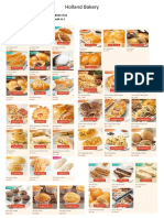 Katalog Holland Bakery