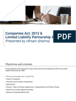 Deck on Company Law- MBA