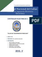 Plan de Transmision Peruano