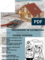 cost estimation ppt