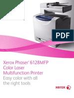 Phaser 6128 MFP Broc