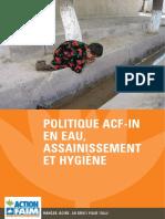 18689412 ACF WASH Politique Eau Assainissement Hygiene 06 2008 Fr(2)