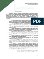 Explicaciones y Lecturas Complementarias Teorías (2017-18)