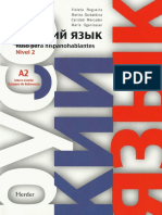267193389 Ruso Para Hispanohablantes Nivel 2 A2