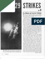 Impact, B-29 Strikes
