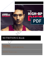 High-BP DIET eBook by Guru Mann