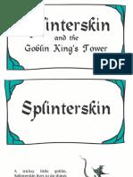 Splinterskin and the Goblin King's Tower