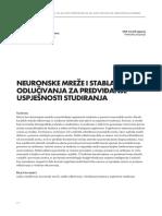 Neuronske Mreže