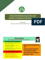 Prof. Herkutanto-JKN - Patient Safety Dan Etika 2016