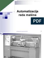 Programiranje Numa 3 Automatizacija