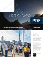 The Art of Employee Happiness