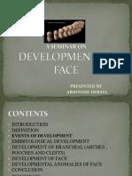 developmentoffaceppt2-140908090227-phpapp02