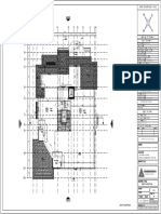 A 05 Roof Floor Layout
