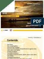 Presentación 6ta medición intención de voto Guarumo EL TIEMPO