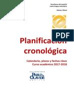 Planificación cronológica_17-18