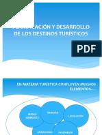 Planificación y Desarrollo de Los Destinos Turísticos